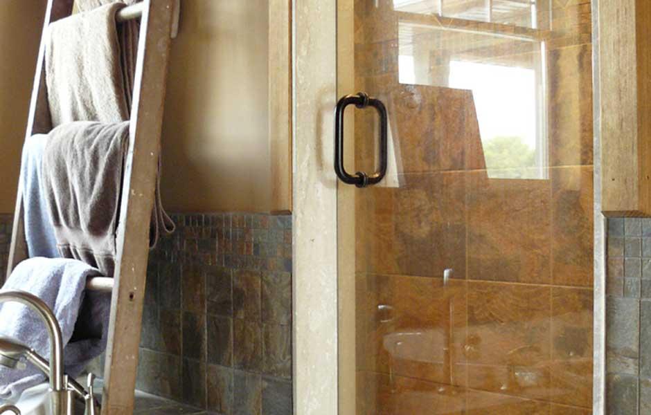 Custom Tempered Glass Shower Enclosures